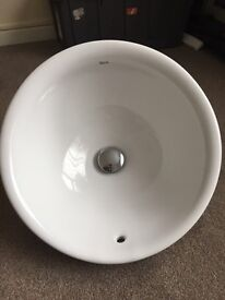 ROCA oval basin