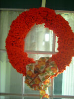 Hollowe'en Wreath Crochet