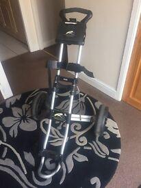 Ladies golf trolley