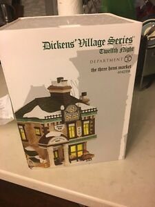 Department 56 Dickens village piece Strathcona County Edmonton Area image 2