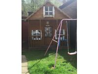 3 storey playhouse