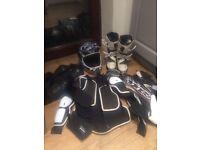 Kids motorbike accessory bundle