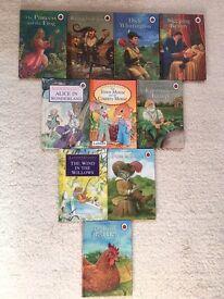 10 Ladybird Classic books