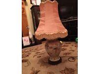 Peach lamp