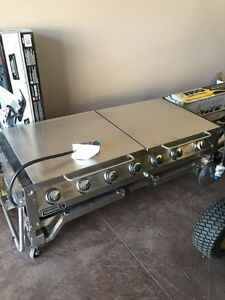 Nexgrill New Stainless Steel commercial Bar B Que