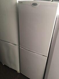 Whirlpool white good looking frost free A-class fridge freezer cheap