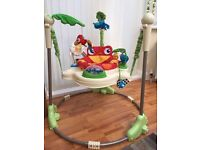 Fisher price forest bouncer