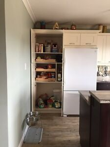 Almost new kitchen cabinets Kingston Kingston Area image 4