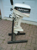 Johnson Outboard Motor 4.5 hp