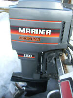 MERCURY MARINER 150 HP OUTBOARD