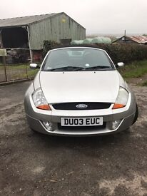 Ford Street KA - Convertible - Give Away at £550.00( full service hostory)