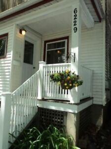FANTASTIC Location- 3 bedroom Character Apt - Available Sept 1st