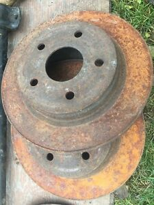 ****BRAKE ROTORS (2005 DODGE RAM 1500) FOR SALE****