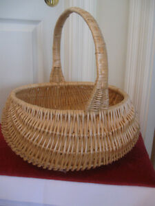A LITTLE RED RIDING HOOD BASKET...[If I ever saw one]...