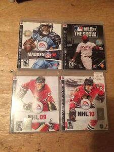 Various PlayStation 3 games Cambridge Kitchener Area image 1