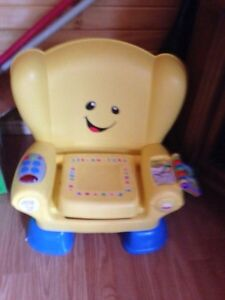 Toddler chair.