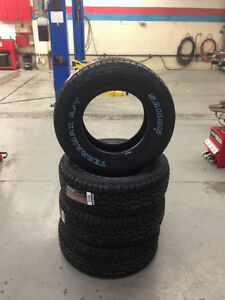 265/70R/17 New Tires Variety of brands @ Autotrax 647 347 8729