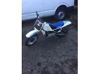 Jianshe py80 kids dirt bike