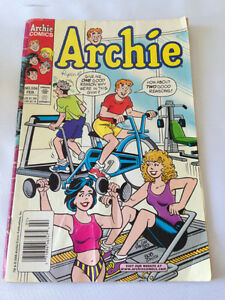 ARCHIE COMIC BOOKS - REDUCED PRICE!!