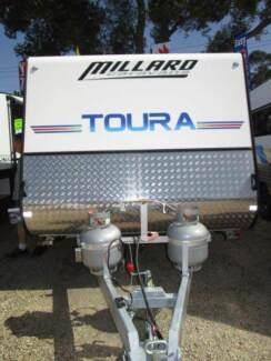 MILLARD TOURA 20' REAR DOOR Heatherbrae Port Stephens Area Preview