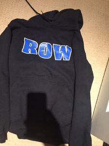 ROW swim club sweatshirt.  Size small