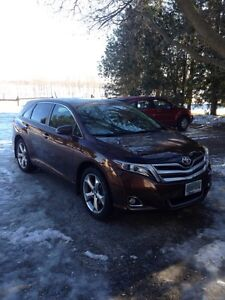 2014 Toyota Venza  limited AWD  estate sale