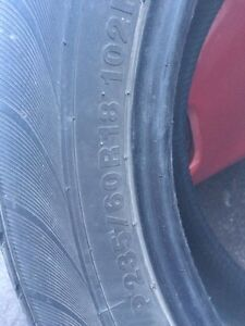 "One 18"" tire for sale Gatineau Ottawa / Gatineau Area image 6"