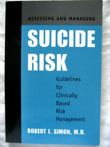 Assessing and Managing Suicide Risk: Guidelines for Risk Managem London Ontario image 1