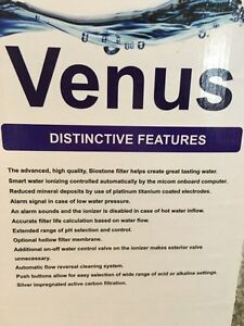 venus alkaline antioxidant water ionizer + filtration system Strathcona County Edmonton Area image 4