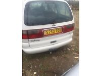 Breaking ford galaxy 1.9 TDI 1998