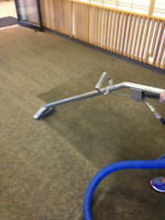 Truckmounted Steam Deep Carpet Cleaning and Upholstery Cleaning