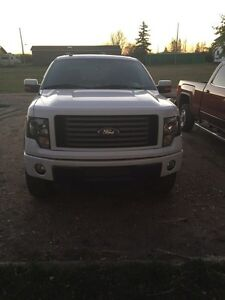 2011 Ford F-150 Eco boost FX4