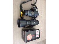 Nikon d5200 for sale