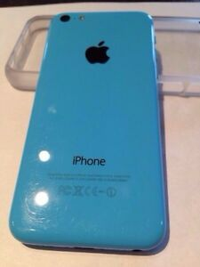 Telus 16gb iPhone 5C no contract incl Otterbox