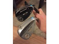 Cleveland Wedges 52 and 56
