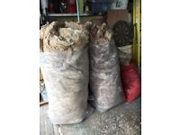 100mm-loft insulation-approximately 50-60 square metres-buyer collects cash on collection