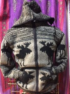 Siwash top quality unisex wool sweaters