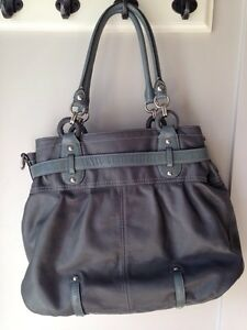 Large Leather COACH bag Peterborough Peterborough Area image 2