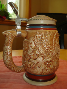 Avon Collectible Beer Steins -Miscellaneous