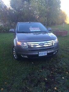 2010 Ford Edge Limited FULLY LOADED