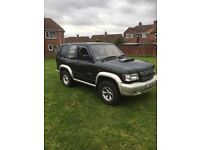 Isuzu trooper 3.0 utility