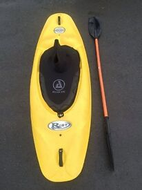 Riot Disco sit in Kayak + Accessories