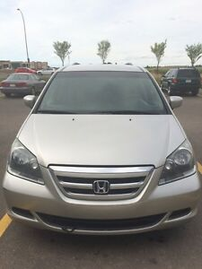 2007 Honda Odyssey EX in great condition