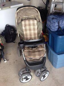 Eddie Bauer Stroller & Booster Seat