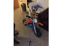 Mini Moto pocket bike for sale