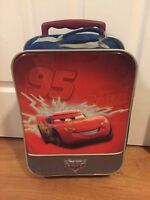 Cars Suitcase with Wheels