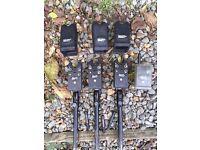 3 delkim txi plus alarms and rx pro receiver