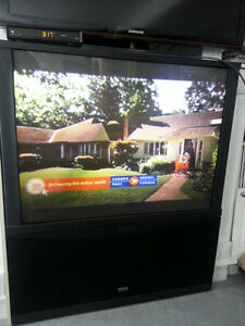 RCA Rear Projection TV 46""