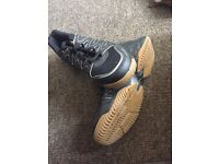 Dunlop badminton squash trainers. Size 9 UK