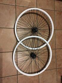 Halo SAS 26 wheels